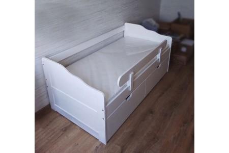 Кровать детская KinderWood Лотос 1