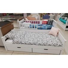 Кровать детская KinderWood Лотос 4