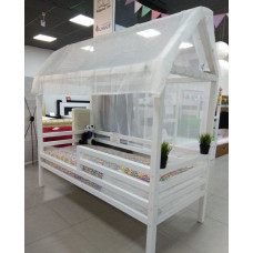 Кровать детская KinderWood Лотос 7