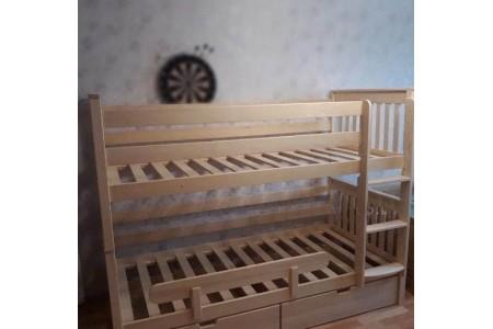Кровать детская KinderWood Вуди 4