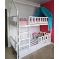 Кровать детская KinderWood Вуди 5