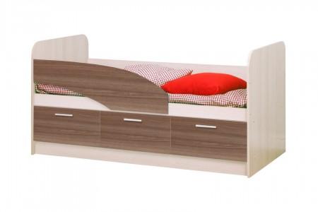 Кровать детская Олмеко 06.222 Дельфин