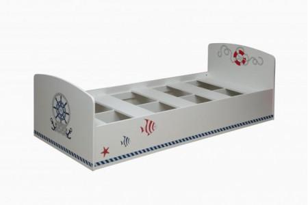 Кровать Олмеко Лего 2 Кораблик