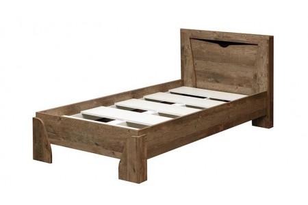 Кровать Олмеко 33.07 Лючия 90х200 с ортопедическим основанием