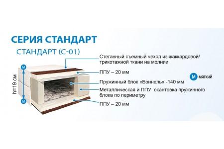 Матрас Belson Стандарт С-01