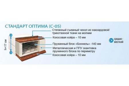 Матрас Belson Стандарт Оптима С-05